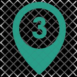 Third point Icon