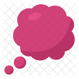 Thought Bubble Icon