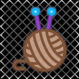 Thread Ball Icon