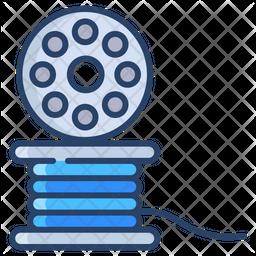 Thread Reel Icon
