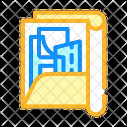 Threads Folder Icon