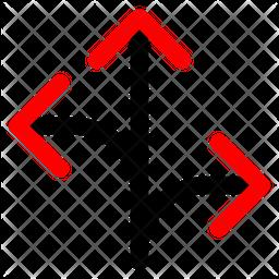 Three Way Icon