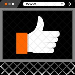 Thumbs Icon