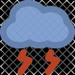 Thunderstorm Icon