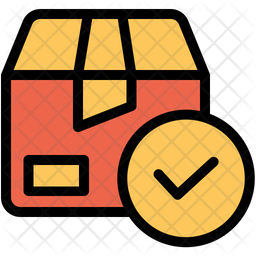 Tick Package Icon
