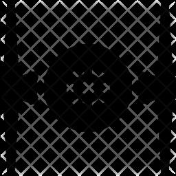 Tie fighter Icon