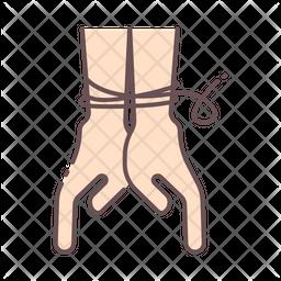 Tie Up Icon