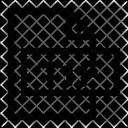 Tif Format Icon