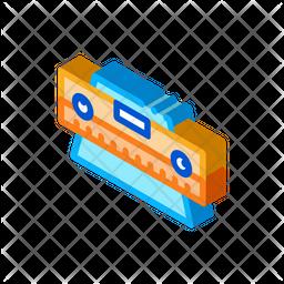 Tile Length Icon