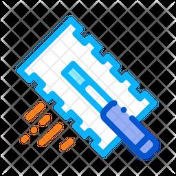 Tile Scraper Icon