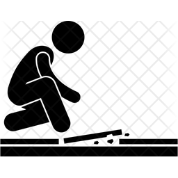 Tiles popping Icon