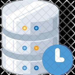 Time database Icon
