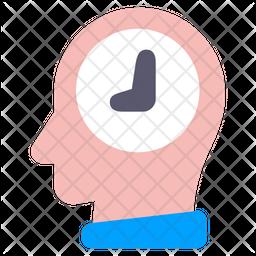 Time Plan Icon