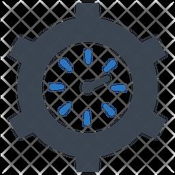Time Plannin Icon