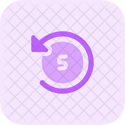 Timer Five Second Flat Icon