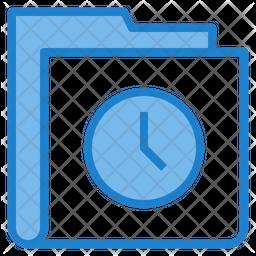 Timer Folder Icon