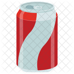 Tin Pack Drink Icon