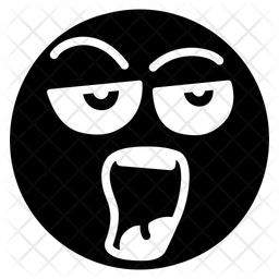 Tired Emoji Emoji Icon