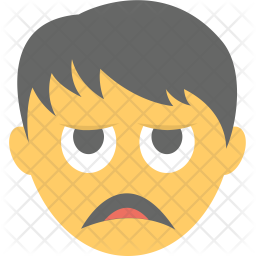 Tired Face Icon