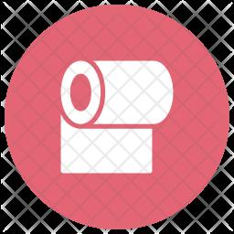 Tissue Glyph Icon