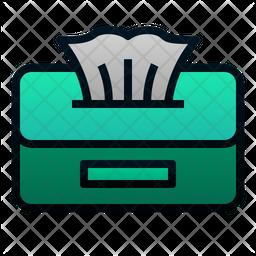 Tissue box Icon