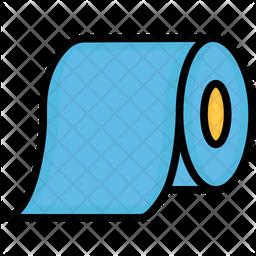 Tissue Roll Icon