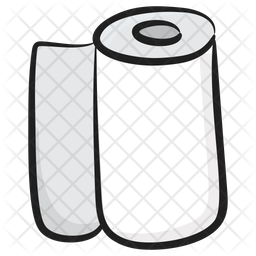 Toilet Paper Roll Icon