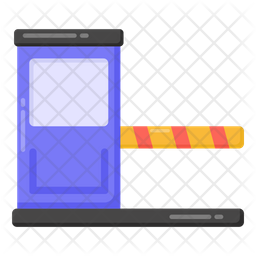 Toll Booth Icon