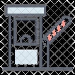 Toll Plaza Icon