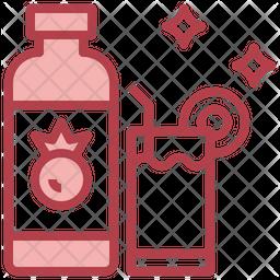 Tomato Juice Icon