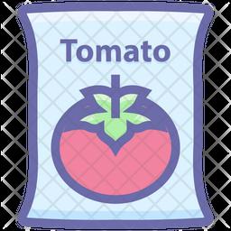 Tomato Pack Icon