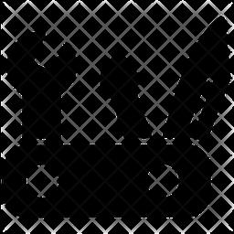 Tool Box Glyph Icon