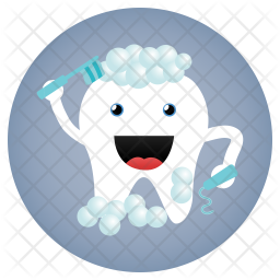Tooth cleanup Icon