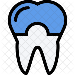 Tooth, Clinic, Medicine, Doctor, Treatment Icon