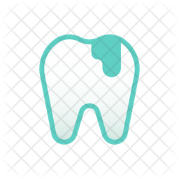 Tooth Decay Icon