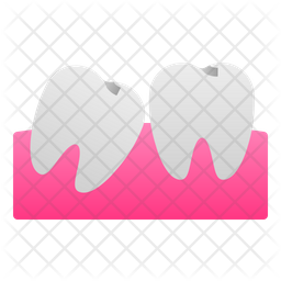 Tooth impaction Icon