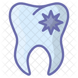 Tooth Infection Icon