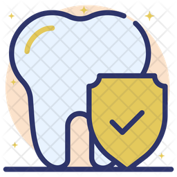 Tooth Protection Icon