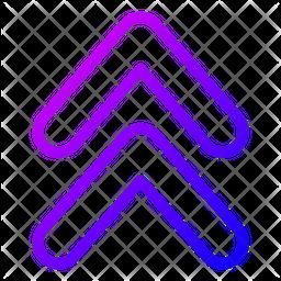 Top Chevron Icon