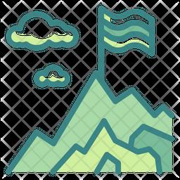 Top Of The Mountain Icon