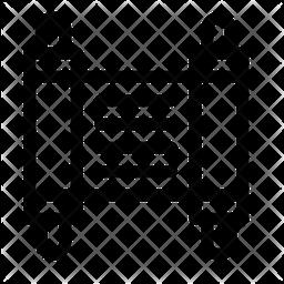 Torah Line Icon