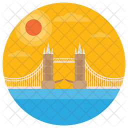 Tower Bridge Icon