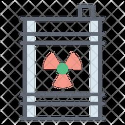 Toxic Barrel Icon