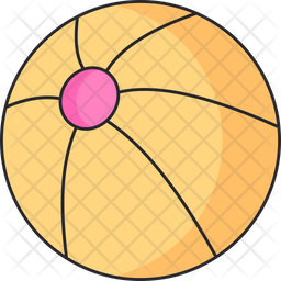 Toy Ball Icon