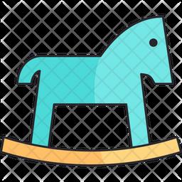 Toy Horse Icon