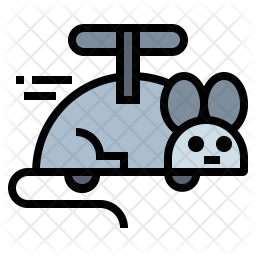 Toy Mouse Icon