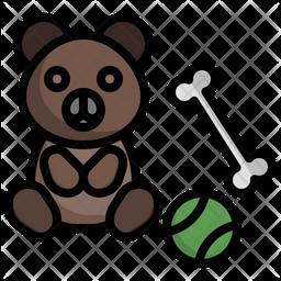 Toy Pet Icon