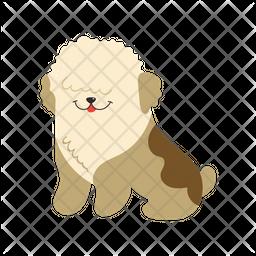 Toy Poodle Dog Icon