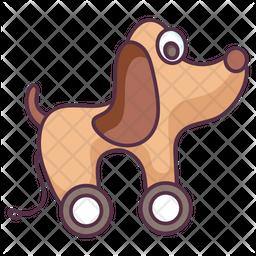 Toy Ride Icon