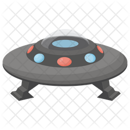 Toy UFO Icon